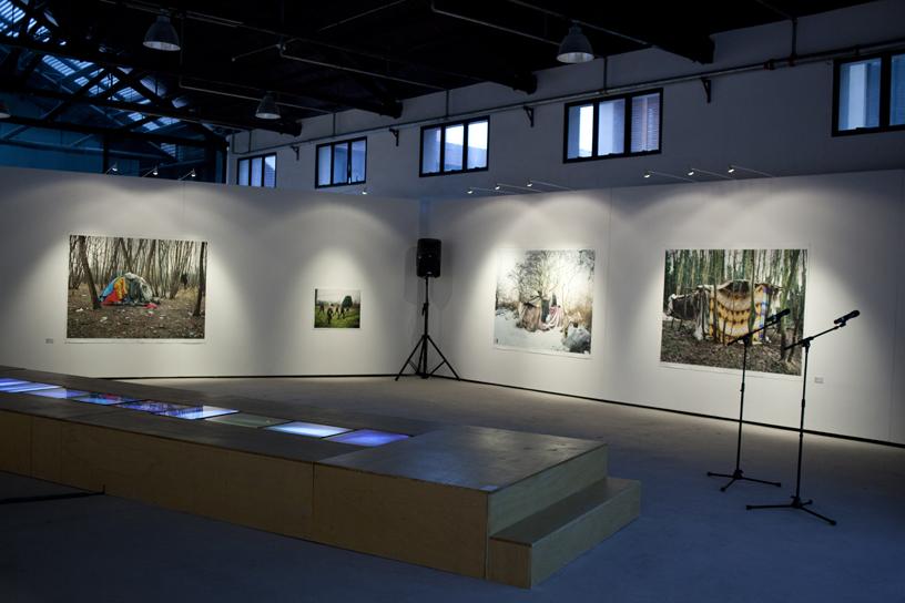 5.Lokatie foto's Shanghai. werk Henk Wildschut
