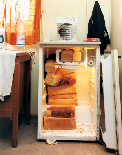 brood in koelkast